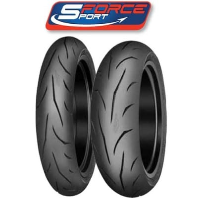 Mitas SPORT FORCE PLUS Road Motorcycle Tires