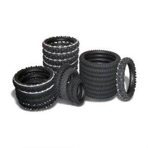 Mitas C16 & C17 Series Studded Tires