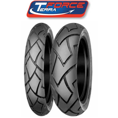 Mitas TERRA FORCE-R Dual Sport Radial Motorcycle Tires